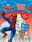 How to Draw the Amazing Spider-Man by Scholastic Australia (Paperback, 2013)