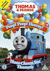 Thomas And Friends - Peep Peep Hurray! Three Cheers for Thomas (DVD, 2009)