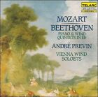 Mozart, Beethoven: Piano and Wind Quintets in E flat (1990)