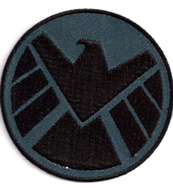 "Avengers/Agents of SHIELD TV Series 3.5"" Logo Patch-Left Facing Eagle(ASPA-007L)"
