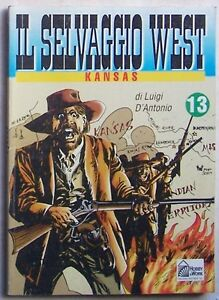 IL-SELVAGGIO-WEST-n-13-Hobby-amp-Work-1994