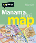Manama Mini Map by Explorer Publishing (Sheet map, folded, 2012)