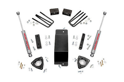 "Chevy GMC 1500 4wd 3.5"" Suspension Lift Kit 07-13"