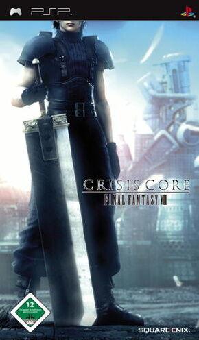 Sony PSP nuevo/en el embalaje original Final Fantasy VII/7-chrisis Core * de Square Enix