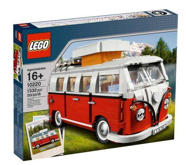 Lego Creator  Volkswagen Camper  New Sealed