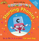 Phonics with the Alphablocks: Starting Phonics by Jack Bell, Joe Elliot (Mixed media product, 2012)