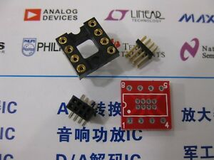 1x-DIP8-to-SOP8-SOIC8-PCB-adapter-DIP8-TO-SMD-Converter-DIY