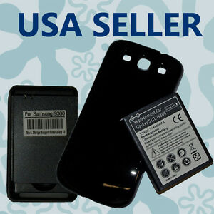 EXTENDED-4500mah-Battery-Charger-for-Samsung-Galaxy-SIII-S3-i9300-T999-i535-L710