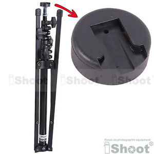 Reverse-Fold-Light-Stand-1-4-034-Screw-Hot-Shoe-Adapter-for-Flash-Umbrella-Bracket