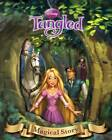 Disney Tangled Magical Story with Amazing Moving Picture Cover by Parragon (Hardback, 2012)
