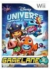 Disney Universe (Nintendo Wii, 2011) - European Version