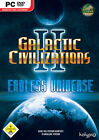 Galactic Civilizations II: Endless Universe (PC, 2008, DVD-Box)