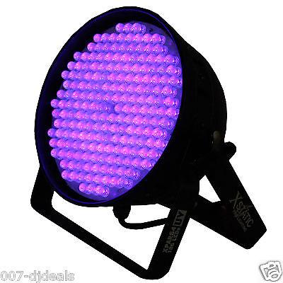 BLACK LIGHT UV LED AMERICAN PAR 64 UV CAN LIGHTING DJ CLUB STAGE COLOR DASH DMX
