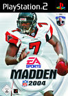 Madden NFL 2004 (Sony PlayStation 2, 2003, DVD-Box)