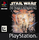 Star Wars: Episode I - Die dunkle Bedrohung (Sony PlayStation 1, 1999)