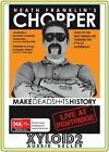 Heath Franklin's Chopper - Make Dead Sh*ts History (DVD, 2010)