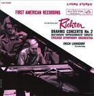 Brahms: Piano Concerto No. 2; Beethoven: Piano Sonata No. 23 (2010)