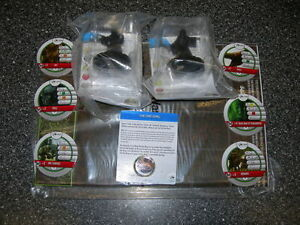 Lord-of-the-Rings-Heroclix-LE-Set-OP-kit-2-Figures-Map-One-Ring-6-Tokens