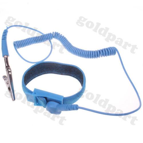 1pc LEKO Anti-static Wrist Strap Belt Hook Loop