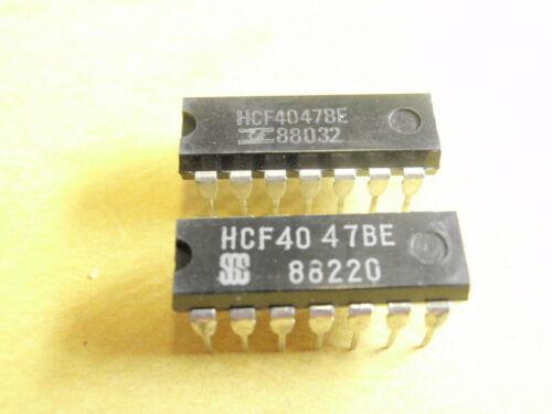 IC bloque de creación CMOS 4047 = cd4047 = hcf4047 2x 20525-180