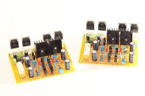 MA9-S2-clone-150W-150W-8ohm-PowerAmp-kit-high-end-MJL4281A-MJL4302A