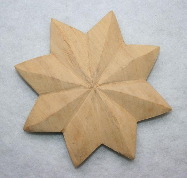 Ornament  Handarbeit ,Verzierung ,Holzzierteil in Linde,Vertiko,Schrank Nr.9