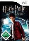 Harry Potter und der Halbblutprinz (Nintendo Wii, 2009, DVD-Box)