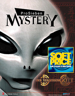 Der Vergessene Gott - Mystery Edition (PC, Box)