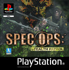 Spec Ops: Stealth Patrol (Sony PlayStation 1, 2000)