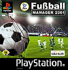 DSF Fußball Manager 2001 (Sony PlayStation 1, 2001)