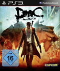 DmC - Devil May Cry (Sony PlayStation 3, 2013, DVD-Box)