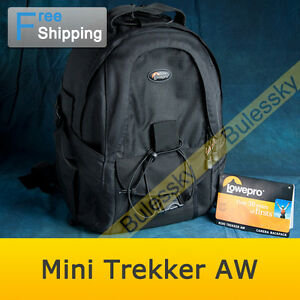 Lowepro-Mini-Trekker-AW-Digital-SLR-Camera-Photo-Bag-Backpack-with-Weather-Cover