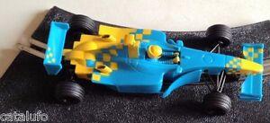 Angebot F1 Blau Gelb 1/32 Neu In Ungebraucht Neu Openslot Elektrisches Spielzeug Spielzeug