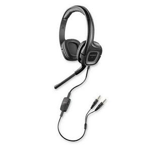 e76935ba4a0 Plantronics .Audio 355 Black Headband Headsets for sale online | eBay