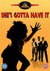 She's Gotta Have It (DVD, 2006)