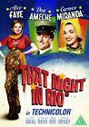 That Night In Rio (DVD, 2012)