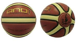 AND-1-Legend-Gold-Micro-Composite-leather-basketball-size-7-FREE-Post-amp-Packing