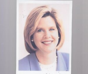 5x7-signed-photo-0092-w-AUTOGRAPH-TIPPER-GORE-POLITICAL