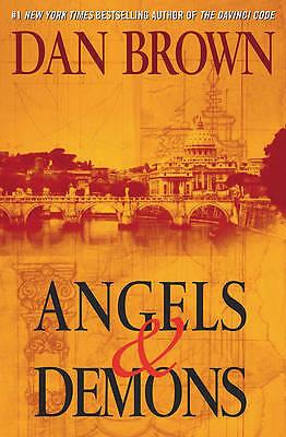 Angels & Demons (Hardback)