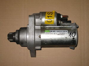 VW-AUDI-1-4-TSI-GOLF-5-6-7-POLO-A3-8P-PASSAT-TOURAN-STARTER-STARTER-0AM911023B