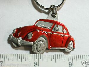 Volkswagen-Red-KEYCHAIN-Keychain-Auto-Pins