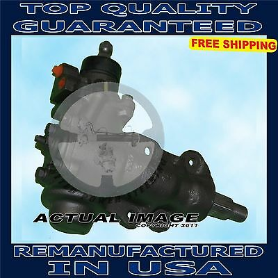 Nissan Pickup RWD Power Steering Gear Box Assembly