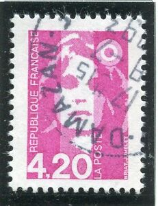 TIMBRE-FRANCE-OBLITERE-N-2770-TYPE-MARIANNE