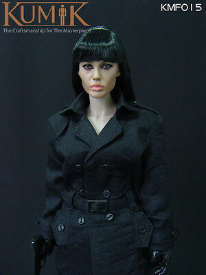 "KUMIK 12"" Action Figure - Angelina Jolie - <SALT> - Hot Enterbay Toys Phicen TTL"