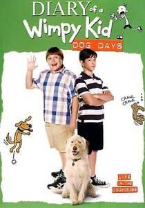 diary of a wimpy kid dog days summary help