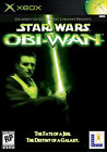 Star Wars: Obi-Wan (Microsoft Xbox, 2002, DVD-Box)