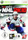 NHL 2K10 (Microsoft Xbox 360, 2009, DVD-Box)