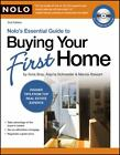 Nolo's Essential Guide to Buying Your First Home by Ilona Bray, Marcia Stewart and Alayna Schroeder (2009, CD-ROM / Paperback, Revised)