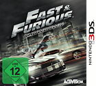 Fast & Furious: Showdown (Nintendo 3DS, 2013, Keep Case)