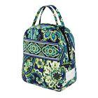 Vera Bradley Rhythm & Blues Lunch Bunch Lunch Tote Cosmetic Bag (12370113)